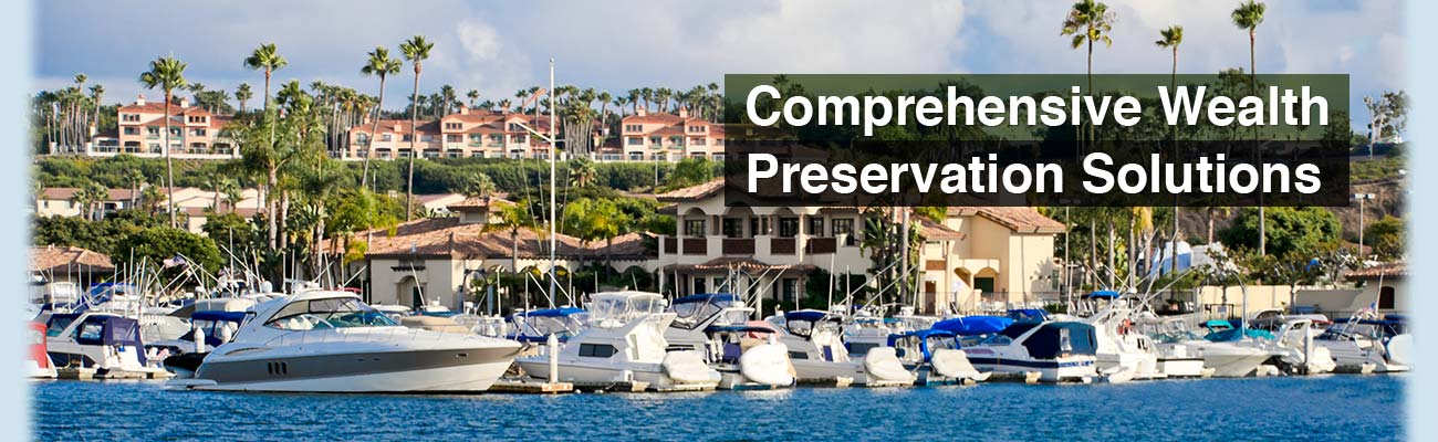 Comprehensive Wealth - Preservation Solutions