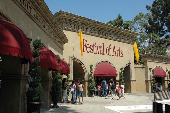 Festival of Arts - Laguna Beach, CA