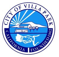 Image result for villa park city seal